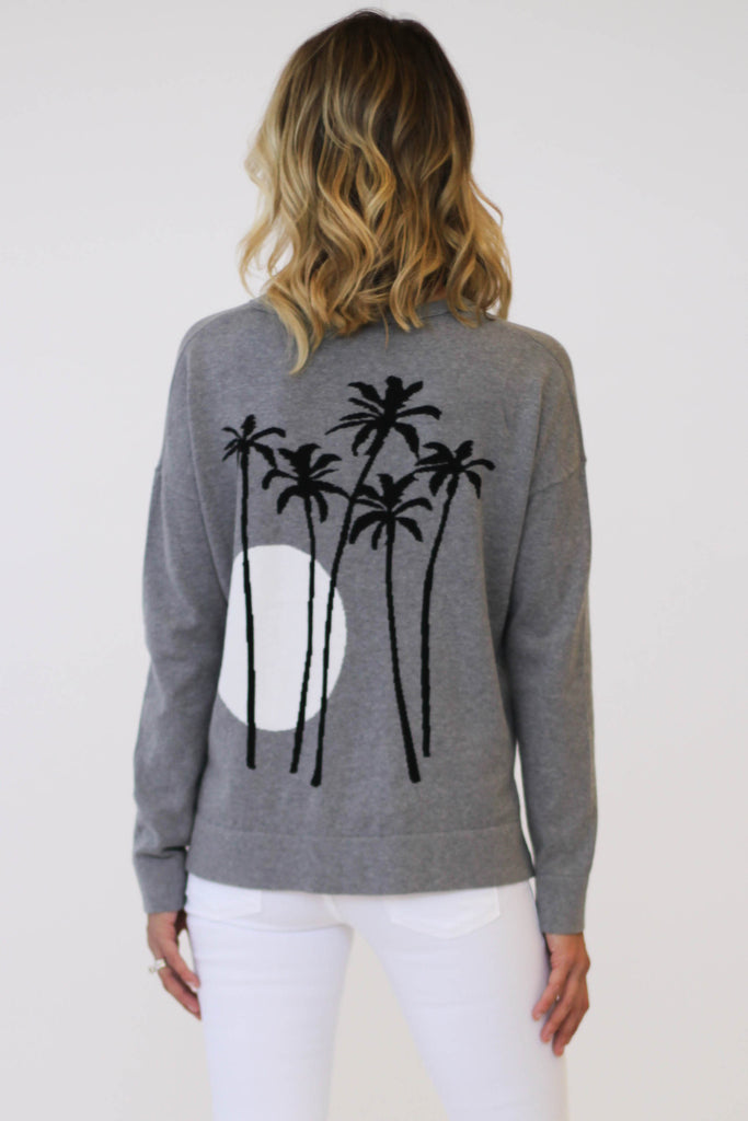 360 Sweater Palmetto Thunder at Blond Genius - 1
