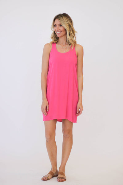 Splendid Rayon Crinkle Gauze Dress at Blond Genius - 1