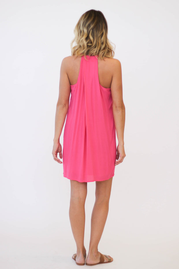 Splendid Rayon Crinkle Gauze Dress at Blond Genius - 2