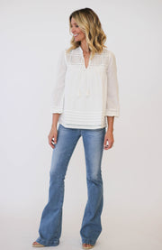 Joie Almanor Top at Blond Genius - 2