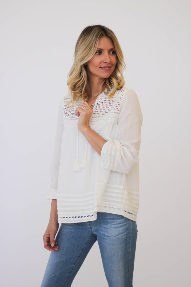 Joie Almanor Top at Blond Genius - 1