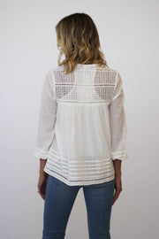 Joie Almanor Top at Blond Genius - 3