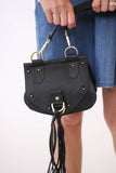 See By Chloe Cross Body Bag in Black at Blond Genius - 1