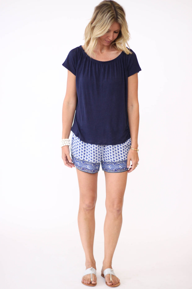 Soft Joie Beatra Shorts at Blond Genius - 2