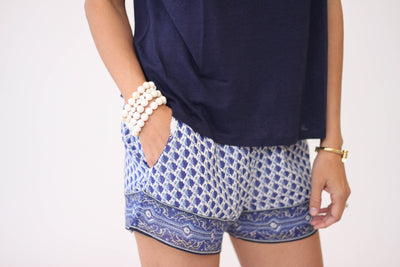 Soft Joie Beatra Shorts at Blond Genius - 1