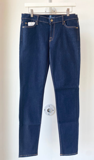 Seven for all Mankind - The Skinny in RIND