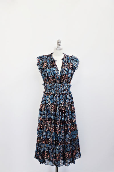 Ulla Johnson - Renata Dress in Indigo