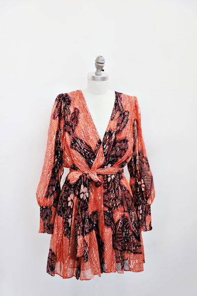 Ulla Johnson - Noemi Dress in Coral