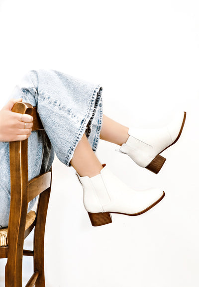 Rag & Bone - Walker Boot in Antique White