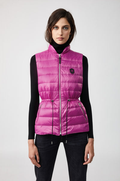 MACKAGE - Izzy Vest in Magenta