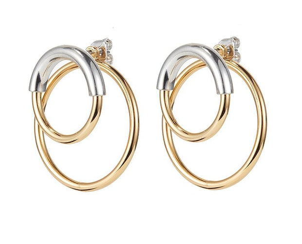 Jenny Bird - Ossie Ear Jackets Gold/Rhodium