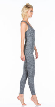 Koral - Jet Jumpsuit Heather Grey