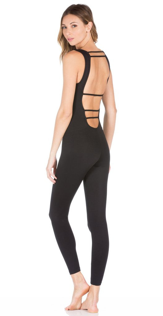Koral Koral - Jet Jumpsuit black at Blond Genius - 2