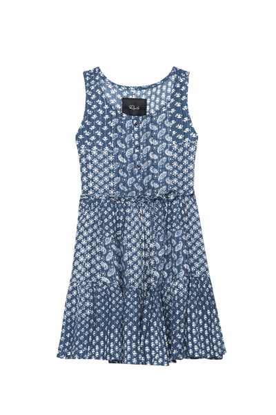 Kids Rails - Katie Indigo Patchwork