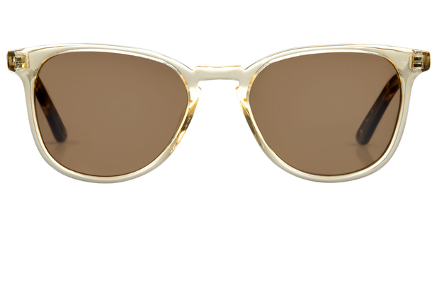 Krewe du Optic OLIVIER Champagne + Rue Tortoise Polarized at Blond Genius - 1
