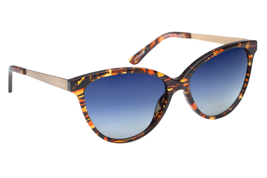 Krewe du Optic Monroe Bombay Polarized at Blond Genius - 2