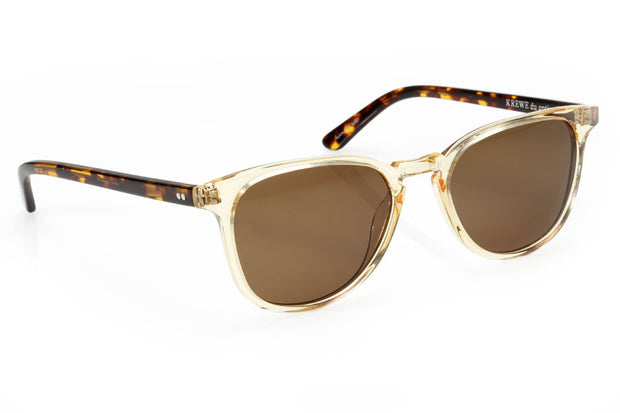 Krewe du Optic OLIVIER Champagne + Rue Tortoise Polarized at Blond Genius - 2