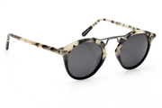 Krewe du Optic ST. LOUIS Oyster to Black Polarized at Blond Genius - 2