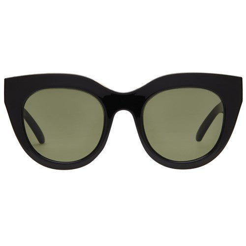 Le Specs - Air Heart Black Khaki Mono