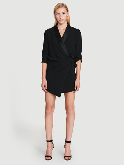 Frame -  Tux Cross Dress in Noir
