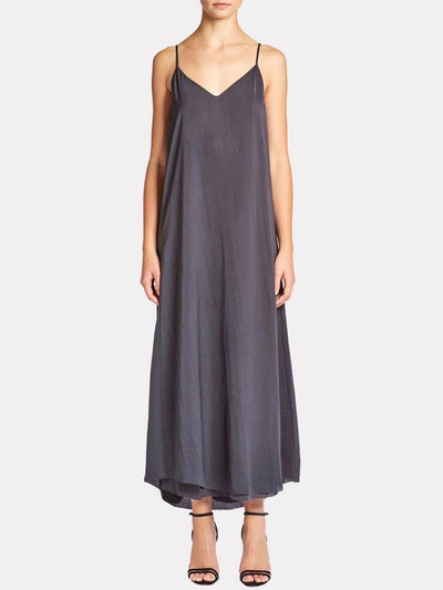 BROCHU WALKER - Luna Cami Dress in Ebony