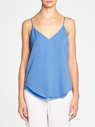 BROCHU WALKER - Luna Cami in Dume Blue