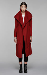 Mackage- Mai Wool Coat Paprika