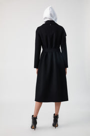 MACKAGE - Mai Wool Coat in Black