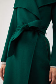 MACKAGE - Mai Wool Coat in Green