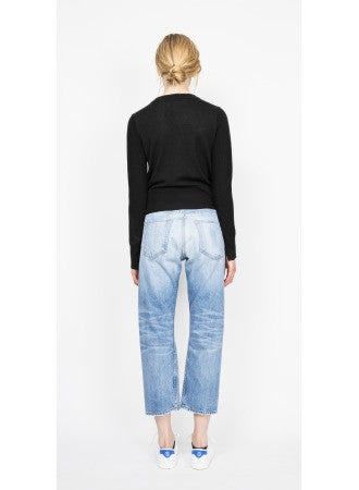 Rag & Bone Rag & Bone Marilyn Crop at Blond Genius - 1
