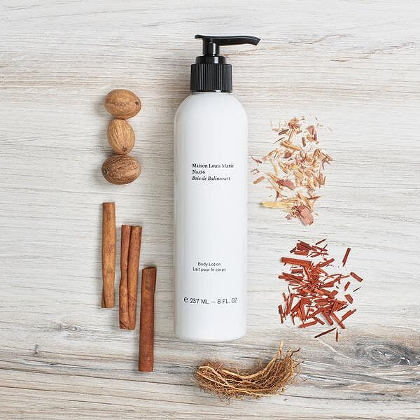 Maison Louis Marie - No.04 Bois de Balincourt Body and Hand Lotion