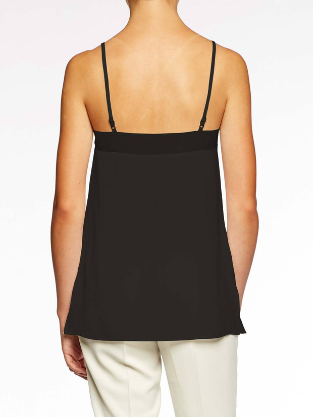 BROCHU WALKER - Novelda Cami Black Onyx
