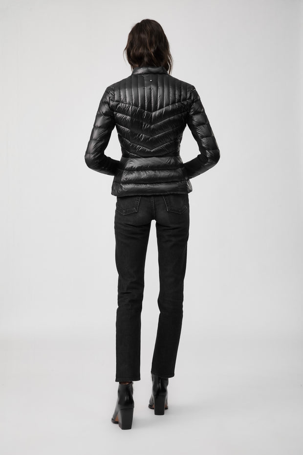 MACKAGE - Petra Down Jacket in Black
