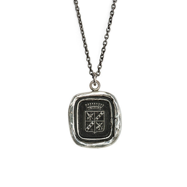 Pyrrha Design Inc. Keys for Success Necklace at Blond Genius - 1