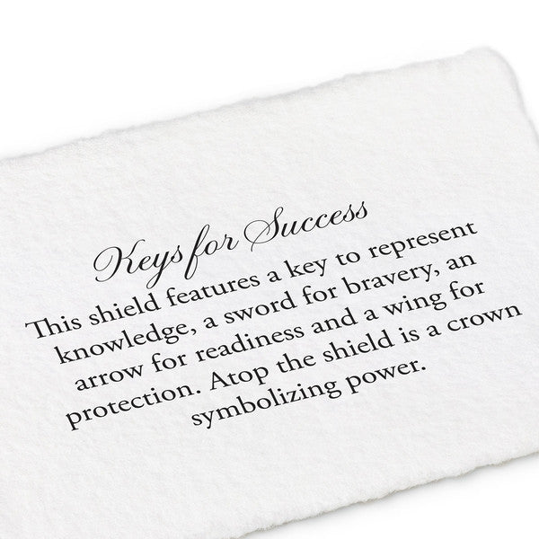 Pyrrha Design Inc. Keys for Success Necklace at Blond Genius - 2