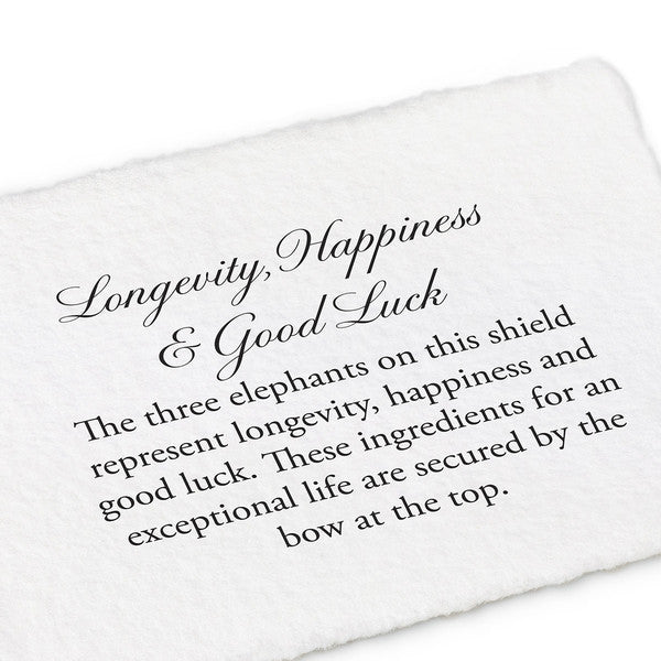 Pyrrha Design Inc. Longevity Happieness & Gd Luck at Blond Genius - 2