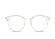 Quay - Cryptic Blue Blockers- Clear/Blue Blockers