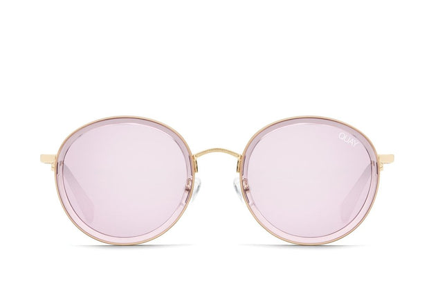 Quay - Firefly Sunglasses - Violet/Pink