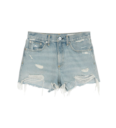 Rag and Bone - Justine Short in Tab with H