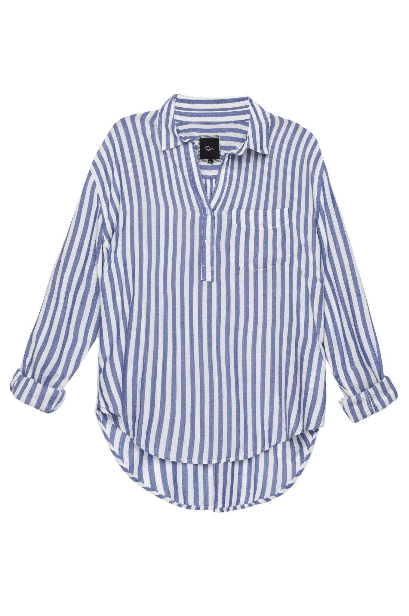 Rails Elle Blue Stripe