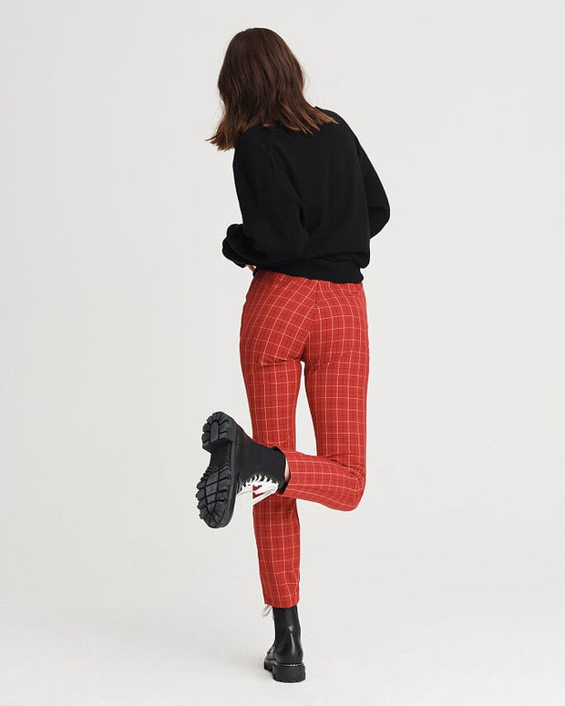 Rag & Bone Collection - Simone Pant in Red Multi