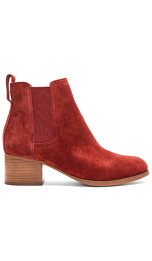 Rag & Bone - Walker Boot in Rust Suede