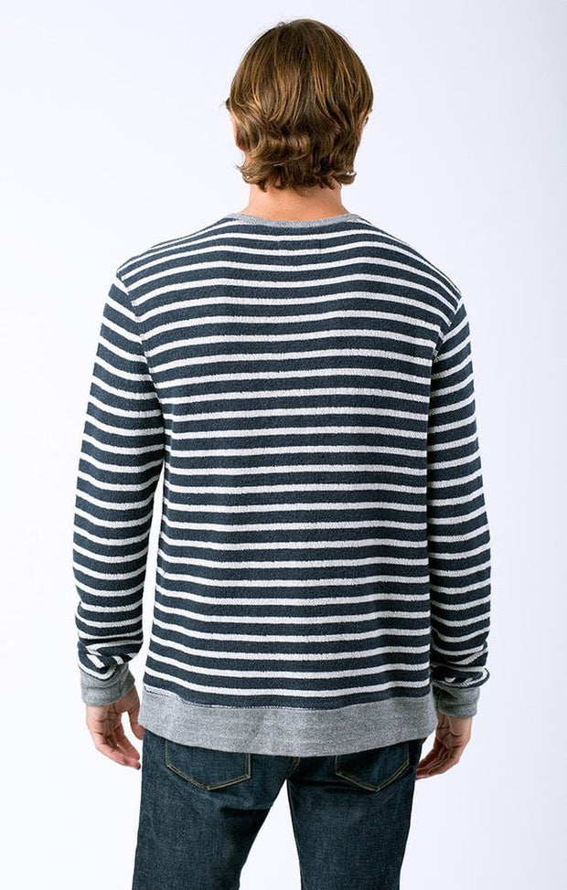 SOL Los Angeles Sol Angeles - STRIPE PULLOVER at Blond Genius - 2