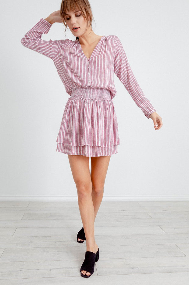 Rails - Jasmine Dress in Lucia Stripe