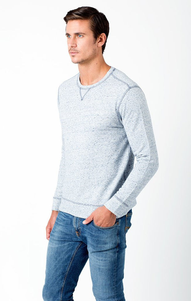 Sol Angeles - Denim French Terry Pullover