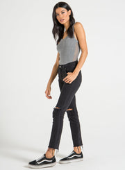PHILANTHROPY - Meryl Bodysuit Heather Grey