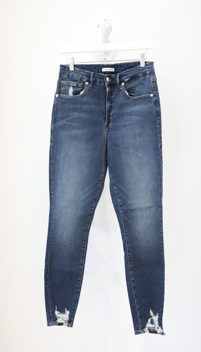 Good American Denim - Good Waist Jeans in Blue309