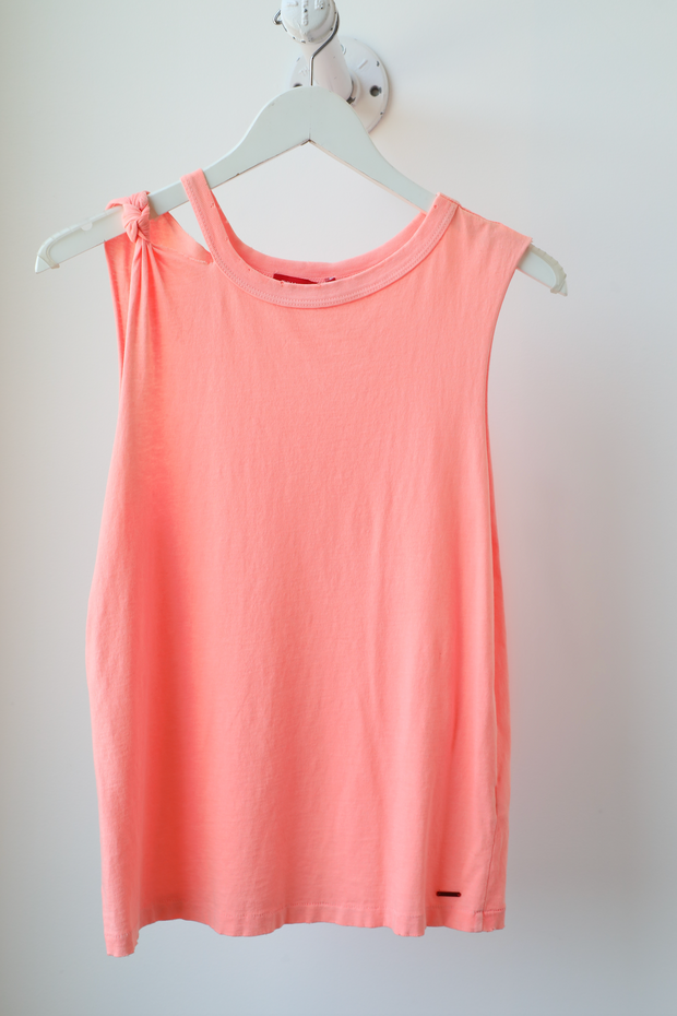 Philanthropy - Addy Tank in Coral