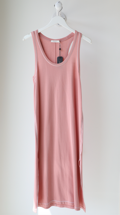 Rag & Bone - Marlon Tank Dress in Pale Rose
