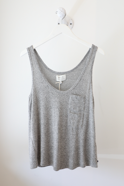 McGuire - Zoe Tank in Heather Grey